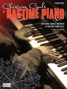 Christmas Carols for Ragtime Piano (HL-02501853)