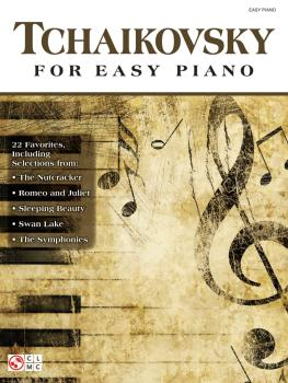Tchaikovsky for Easy Piano (HL-02502386)