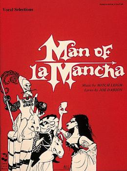 Man of La Mancha (Vocal Selections) (HL-02503701)