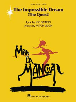 The Impossible Dream (from Man of La Mancha) (HL-02503710)