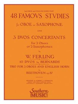 48 Famous Studies (2nd and 3rd Part) (Oboe) (HL-03770175)