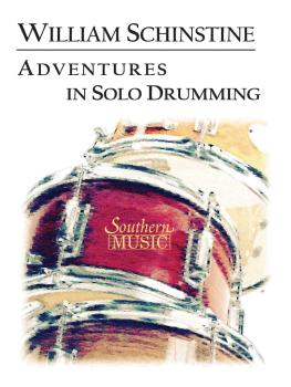 Adventures in Solo Drumming (HL-03770243)