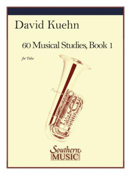 60 Musical Studies, Book 1 (Tuba) (HL-03770347)
