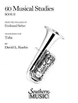60 Musical Studies, Book 2 (Tuba) (HL-03770348)