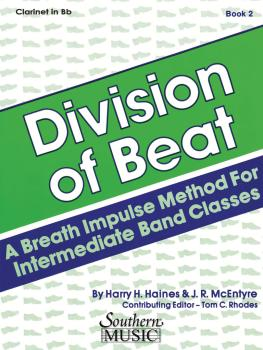 Division of Beat (D.O.B.), Book 2 (Clarinet) (HL-03770481)