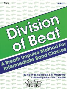 Division of Beat (D.O.B.), Book 2 (Flute) (HL-03770484)