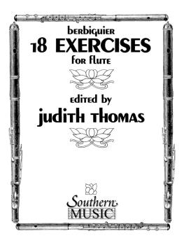 18 Exercises (Flute) (HL-03770503)