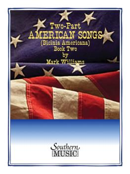 Two-Part American Songs (Book 2) (HL-03770591)