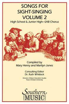 Songs for Sight Singing¦- Volume 2: Junior High/High School Edition SA (HL-03770865)