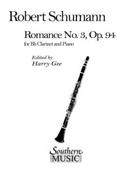 Romance No. 3 (Clarinet) (HL-03773770)