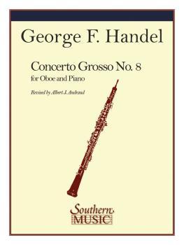 Concerto Grosso No. 8 in B-Flat (Oboe) (HL-03773789)