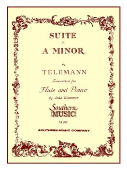 Suite in A Minor (Flute) (HL-03773845)