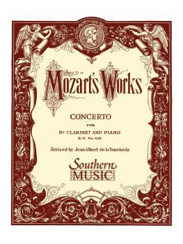 Concerto in B Flat, K622 (Clarinet) (HL-03773901)