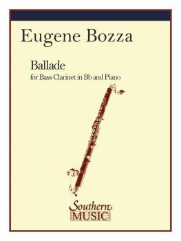 Ballade (Bass Clarinet) (HL-03773914)