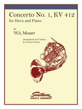 Concerto No. 1, K412 (Horn) (HL-03773970)