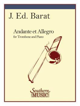 Andante and Allegro (Trombone) (HL-03773993)