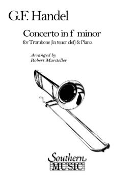 Concerto in F Minor (Baritone T.C.) (HL-03774088)