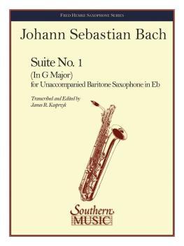 Suite No. 1 (Baritone Sax) (HL-03774426)