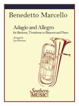 Adagio and Allegro (Bassoon) (HL-03774474)