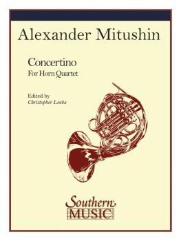 Concertino (Horn Quartet) (HL-03774481)