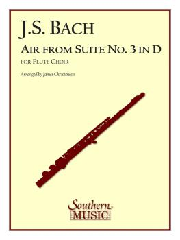 Air from Suite No. 3 in D (Flute Choir) (HL-03774721)