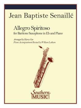 Allegro Spiritoso (Baritone Sax) (HL-03774802)