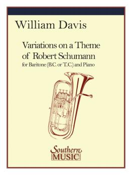 Variations on a Theme of Robert Schumann (Baritone) (HL-03775131)