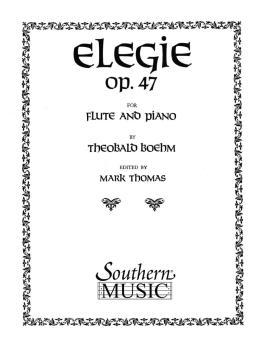 Elegie, Op. 47 (Flute) (HL-03775153)