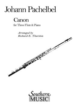 Canon: Flute Trio with Piano (HL-03776031)