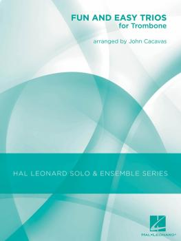 Fun and Easy Trios for Trombone (HL-04003393)