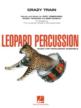 Crazy Train (Leopard Percussion) (HL-04005014)