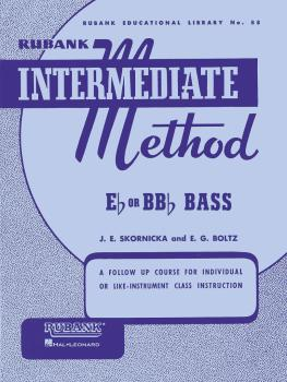 Rubank Intermediate Method for Bass/Tuba (HL-04470250)