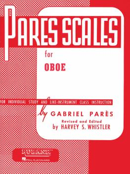 Pares Scales (Oboe) (HL-04470510)