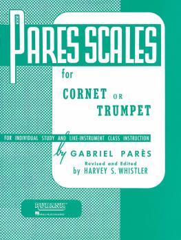 Pares Scales: Cornet, Trumpet or Baritone T.C. (HL-04470540)