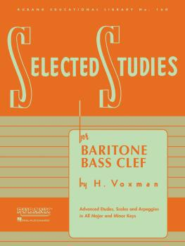 Selected Studies (for Baritone B.C.) (HL-04470730)