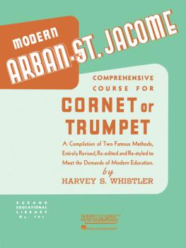 Arban-St Jacome Method for Cornet or Trumpet (HL-04470750)