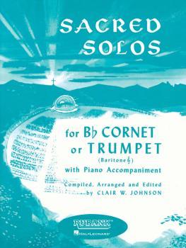 Sacred Solos: Trumpet/Cornet/Baritone T.C. and Piano (HL-04472020)