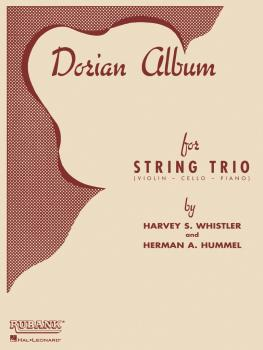 Dorian Album: Violin, Cello and Piano (HL-04472730)