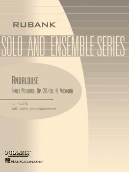 Andalouse: Flute Solo with Piano - Grade 3 (HL-04476669)
