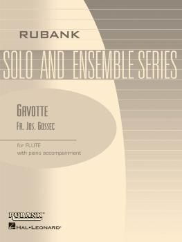 Gavotte: Flute Solo with Piano - Grade 2 (HL-04476684)