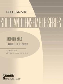Premier Solo: Bassoon Solo with Piano - Grade 5 (HL-04476934)