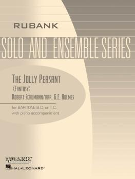 The Jolly Peasant (Fantasy): Baritone Solo B.C. or T.C. with Piano - G (HL-04477732)