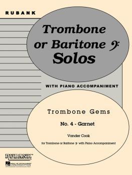 Garnet: Trombone Baritone B.C. Solo with Piano - Grade 2 (HL-04479255)