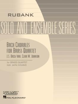 Bach Chorales for Brass Quartet (Grade 2) (HL-04479726)