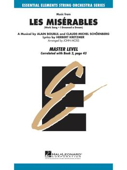 Music from Les Misérables (HL-04490173)