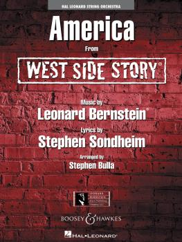 America (from West Side Story) (HL-04490465)