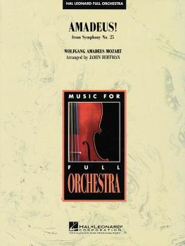 Amadeus! (from Symphony No. 25) (HL-04490755)