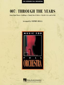 007: Through The Years (HL-04491252)