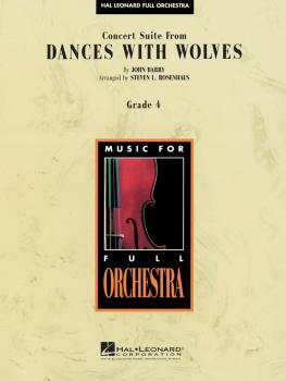 Concert Suite from Dances with Wolves (HL-04499701)