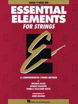 Essential Elements for Strings - Book 1 (Original Series) (Violin) (HL-04619001)